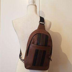 NWOT Rare Coach Mini Crossbody Backpack 😍